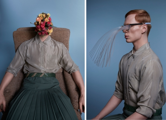 photo credit: Marta Musial, styling: Roz Van Velsen, Model: Marne Van Opstal.