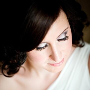 bruiloft visagiste makeup Rotterdam wedding