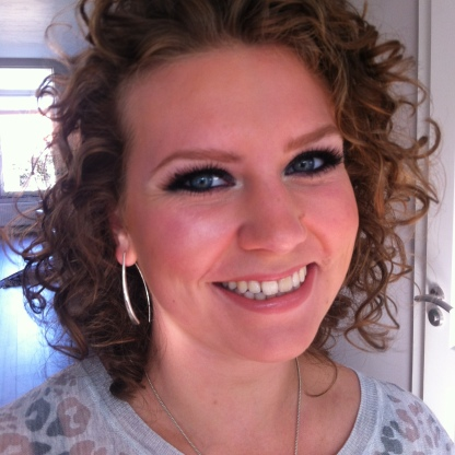 Nadia Feest Make-up