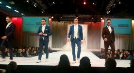 Groom Styling at the Love & Marriage Beurs