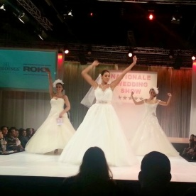 Dancing Brides at the Love & Marriage Beurs