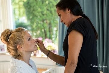 bruidsmake-up wedding makeup