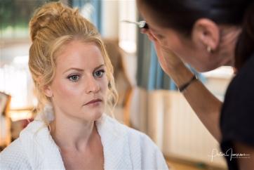 bruidsmake-up wedding makeup visagiste
